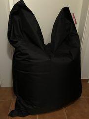 Sitzsack Big Bag schwarz