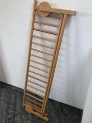 Bettgitter aus Holz