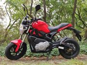 SAXXX E-Roadster SFM Bike Elektroroller