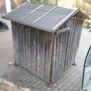 Gartenhaus Schuppen Bauhütte Schrebergarten Hütte