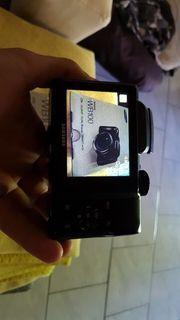 samsung WB100 kamera