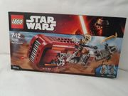LEGO Star Wars Rey s