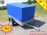 STEMA - Anhänger - 750 kg - OPTI -