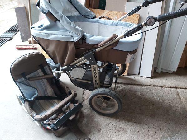 Kinderwagen Hartan Skater XL