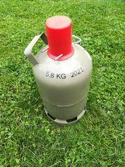Gasflasche 5 kg leer für