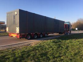 Sonstiges - 14x3m mobile Werkstatt Wohncontainer Bürocontainer