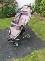 Buggy MOON Kiss Farbe olive