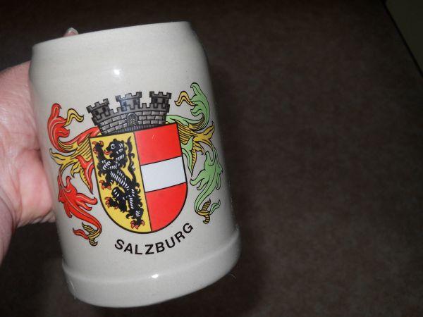 Bierkrug - Maßkrug - Salzburg