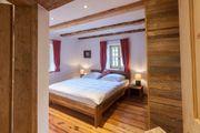 Schöne Betten aus Altholz - Alldeco