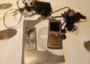 NOKIA 6500 Classic im Goldton