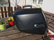 BMW Koffer links