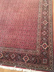 Orientteppich Bidjar 3x3m