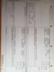 82 Stück DAN Formular Gerontopsychiatrische