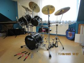 Drums, Percussion, Orff - Schlagzeug