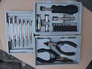 Kleinwerkzeug Werkzeug Bits Schraubendreher Zangen