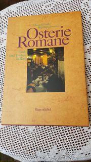 Osterie Romane Essen und Trinken