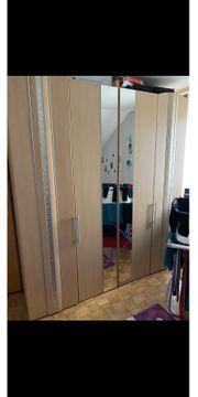Garderobe 4 Türe
