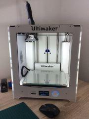Ultimaker 2 3D mit Olsen