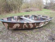 Angelboot GFK 3 Meter - Camou -