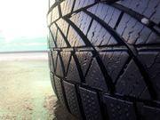 4 Allwetter Reifen mit Alu