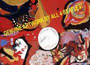SENSATION The Beatles Kunstwerk Blickfang