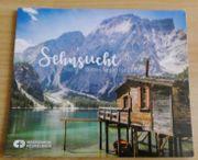 Sehnsucht - Postkartenkalender - Gottes Segen für