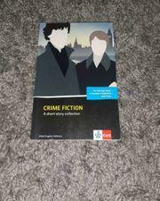 Crime Fiction - a short story