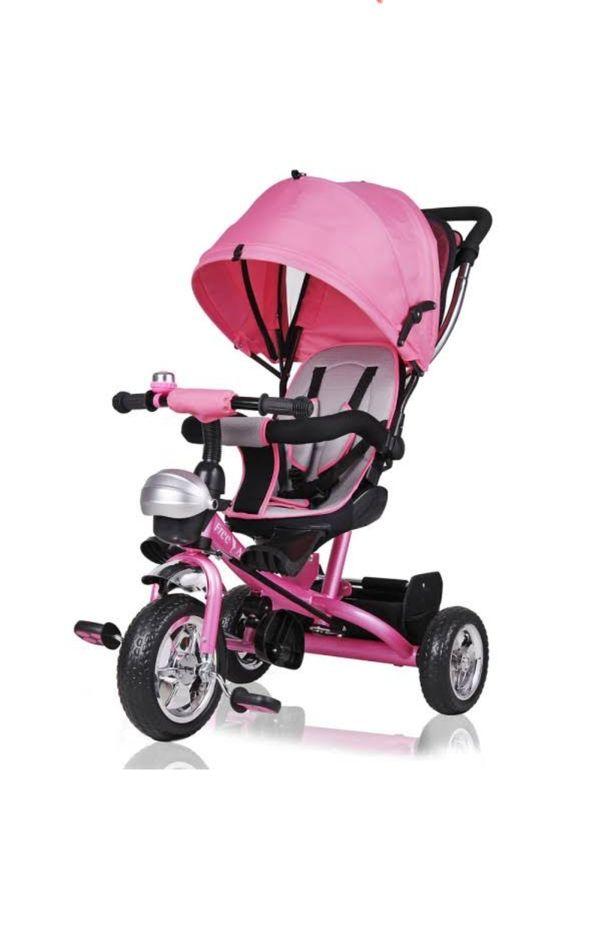 Dreirad Multifunktion Kinderfahrzeug Kinderfahrrad