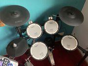 Vollständiges Roland TD-15 E-Drumset