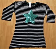 Langarmshirt Longshirt Gr 170 176