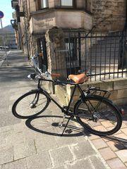 Neuwertiges Weltrad City Bike