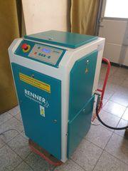 Renner Druckluft Schraubenkompressor
