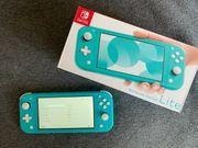Nintendo Switch Lite 3 Spiele