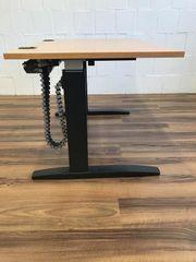 Schreibtisch 120x80 von Ceka mit