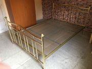 Metallbett Bettgestell Bett mit Rost