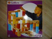 Holzspielzeug Kugelbahn Eichhorn