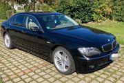 BMW E65 740i Prins LPG