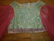Travestie Kostüm Kleid Karneval Bauchtanz