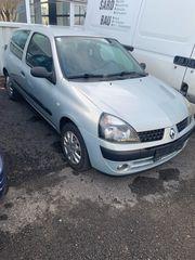 Renault Clio Export - Bastler