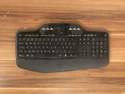 LOGITECH PC - Tastatur MK 700