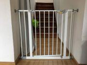 Türschutzgitter mit Verlängerungsstück ohne Bohren