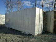 Lagerplatz Selfstorage Container Lagercontainer zur