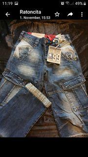 Thor Steinar Cargo Jeans Neu