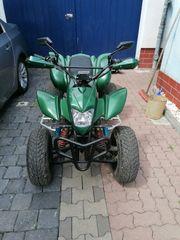 250ccm quad Schalter