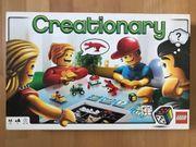 Lego Creationary 3844 - Spiel für