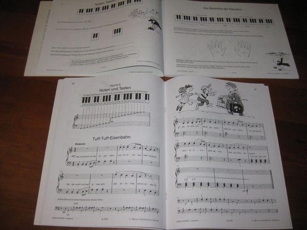 2 x Klavierschule für Kinder