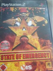 State of Energency für PlayStation