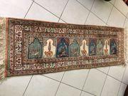 Teppich kostbar