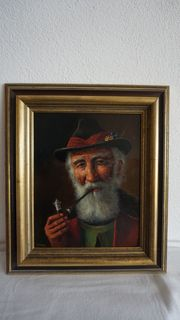 Porträt Gemälde von Kothmair