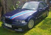 BMW E36 Compact Montrealblau